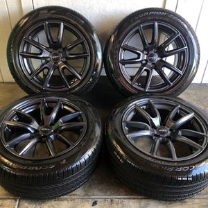 "2020 Dodge Durango SRT Wheels 20"" Rims & Tires 295/45/20 for Sale in Santa Ana, CA"