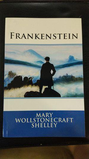 Frankenstein by Mary Wollstonecraft Shelley for Sale in San Luis Obispo, CA