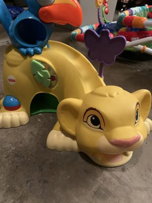Kids toys! 7 for $30!!!! Lion King for Sale in Yorba Linda, CA