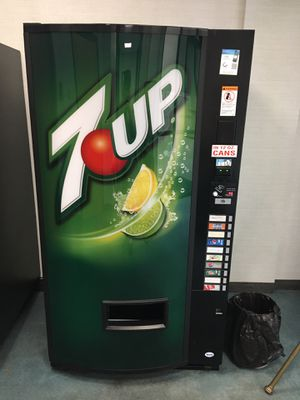 Large Soda Vending Machine for Sale in Charleston, WV