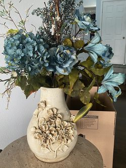 Unique Flower Vase Arrangement- Artificial for Sale in Federal Way,  WA