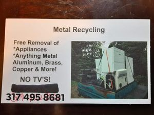 Metal recycling for Sale in Warren Park, IN