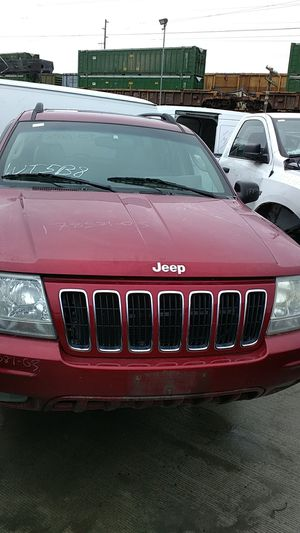 Parting out 2003 Jeep Grand Cherokee limited for Sale in Kent, WA