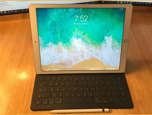 Apple ipad pro 12.9in 2nd Generation 512gb wifi+cellular unlocked for Sale in Hanford, CA