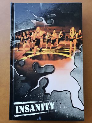 Insanity work out set for Sale in Grapevine, TX