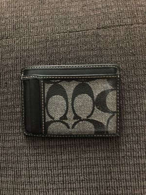 Coach Card Holder/Wallet for Sale in El Monte, CA