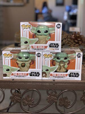 The Child Funko Pops! for Sale in Dinuba, CA