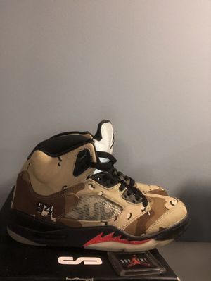 Jordan 5 supreme for Sale in Florissant, MO