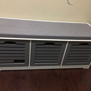 Bench With Storage for Sale in Los Angeles, CA
