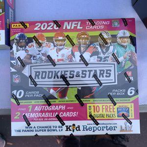NFL Rookies & Stars Longevity Box for Sale in Alameda, CA