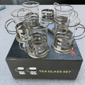 Tea Glass Set for Sale in Los Angeles, CA