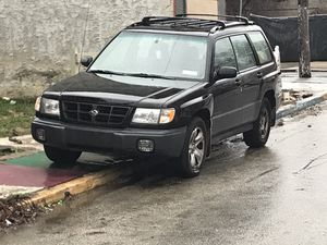 02 Subaru Forester for Sale in Philadelphia, PA