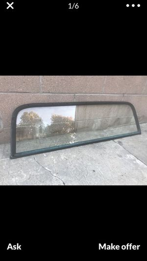 1967-1972 chevy pickup rear window for Sale in Los Angeles, CA