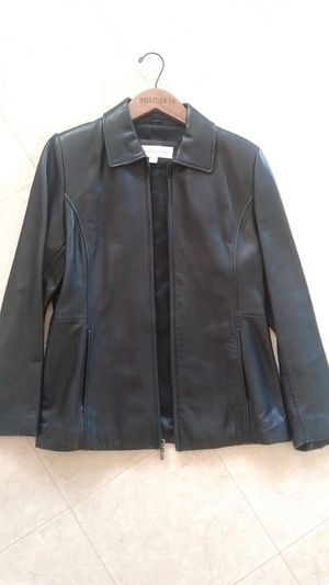 Liz Claiborne leather jacket for Sale in Lewisburg, PA