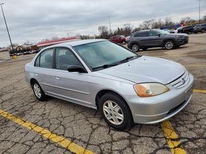 2003 Honda Civic Lx 160k for Sale in Southgate, MI
