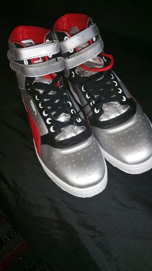 Puma high tops size 12 for Sale in Cleveland, OH