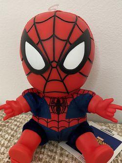 "Marvel Kidrobot Roto Phunny Spiderman , Venom , Deadpoll & Groot 8"" Plush Set NWT for Sale in Miami,  FL"