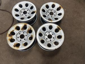 Chevy truck rims for Sale in Ingleside, IL