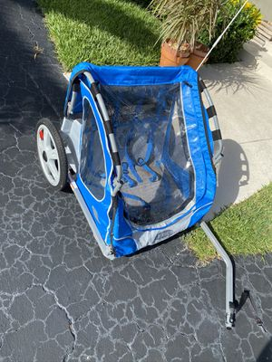 "2-Seater Bike Trailer - InStep ""Robin"" for Sale in Fort Lauderdale, FL"