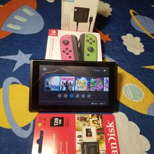 nintendo switch hac-001 & more for Sale in Fort Lauderdale, FL