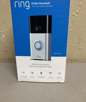 Door bell camera for Sale in San Antonio, TX