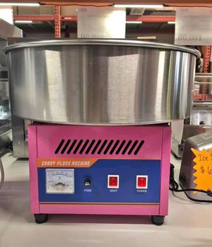 "20"" Heavy Duty Cotton Candy Machine/ Cotton Candy Maker for Sale in Chino, CA"