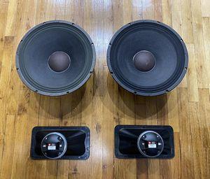 JBL Speakers & Horns Dj Equipments for Sale in Queens, NY
