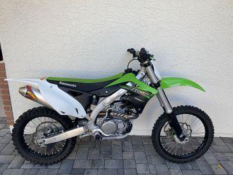 2015 Kawasaki kx450f for Sale in Mesa, AZ
