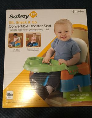 Convertible booster seat for Sale in Columbia, MD