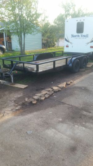 18ft car trailer for Sale in Decatur, AL