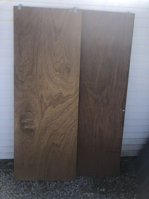 Standard closet sliding doors for Sale in Waynesburg, OH