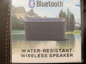 Wireless Speaker/Bocina inalámbrica contra el agua for Sale in Chino, CA