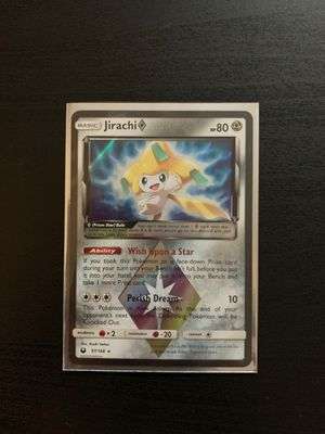 Celestial Storm Prism Star Jirachi 97/168 MINT for Sale in Richardson, TX