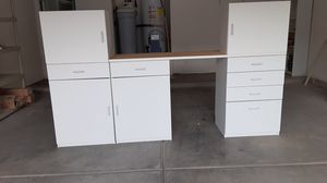 GARAGE CABINETS ( DELIVERY AVAILABLE $) for Sale in Las Vegas, NV