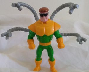 1995 Marvel Doctor Octopus Action Figure Vintage Collectible Dr. for Sale in Pasadena, CA
