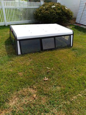 Truck bed cap/camper/topper for Sale in Pottsville, PA