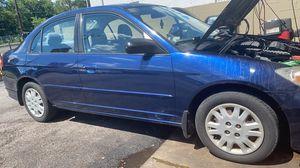 2004 Honda Civic Lx ( 4 door sedan) for Sale in Washington, DC