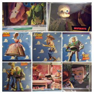 Huge Toy story trading cards lot for Sale in Sacramento, CA