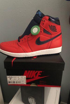 Nike Air Jordan 1 Retro High OG 9.5 for Sale in Marion, IL