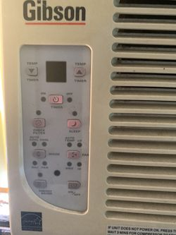 Gibson air conditioner for Sale in Orangeburg,  SC