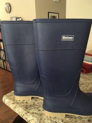 LaCrosse Women's rain boots for Sale in Houston, TX