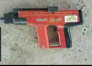 Hilti nail gun for Sale in Sacramento, CA