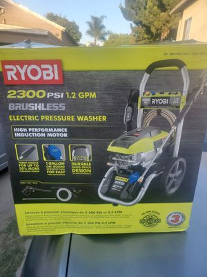 Pressure washer ryobi electric 2300 psi for Sale in South Gate, CA