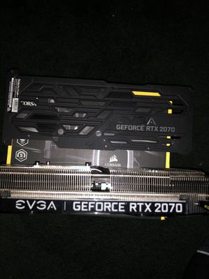 EVGA GeForce RTX 2070 cooler fans only for Sale in Bell, CA
