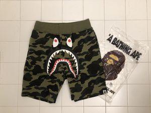 Bape 1st camo shark shorts size L XL 2XL for Sale in Cambridge, MA
