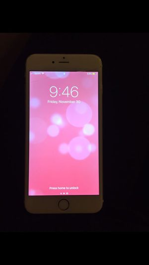 iPhone 6s for Sale in Grosse Pointe Park, MI