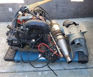 Kawasaki 650 jetski complete motor, mounts, drive shaft, pump. <20 hours since new for Sale in Concord, CA