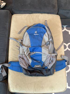 Deuter Kanga-Kid Carrier & Backpack Combo for Sale in Medford, MA