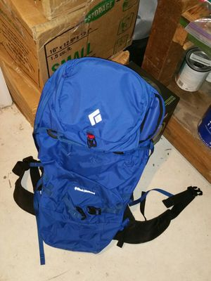 Black Diamond full lumbar axis 33 climbing/genersl use back pack for Sale in Fairfax, VA