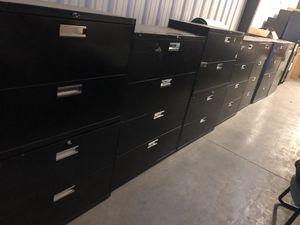 Office furniture and supply liquidation for Sale in Colorado Springs, CO